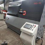 machine à cintrer automatique d'étrier à double câblage prix usine