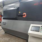 4-12mm hydraulique hydraulique cnc 2D machine à cintrer le fournisseur