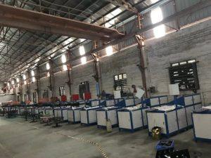 Vue d'usine