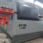 machine à cintrer automatique d'étrier de rebar, cintreuse d'étrier de fil d'acier