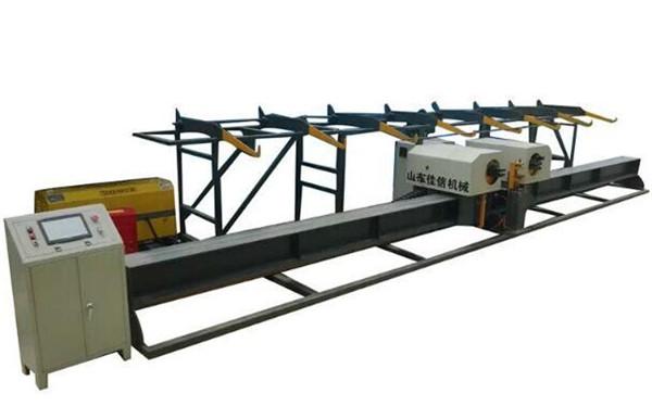 Centre de cintrage de barres d'acier CNC