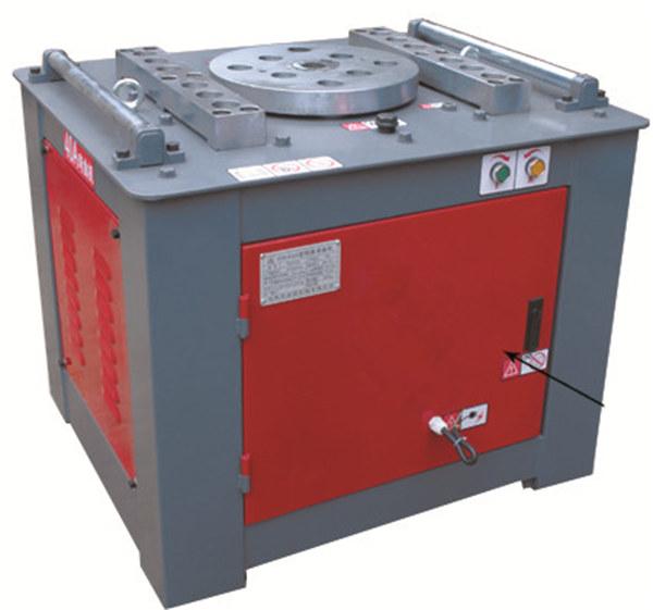 Cintreuses de tube rondes de tube carré de tube de machine à cintrer de tuyau d'acier inoxydable hydraulique à vendre