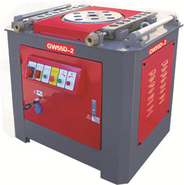 machine de pliage de barres d'armature, pliage de barres d'armature électrique, machine de pliage portable de barres d'armature