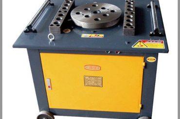 machine à cintrer en fer forgé