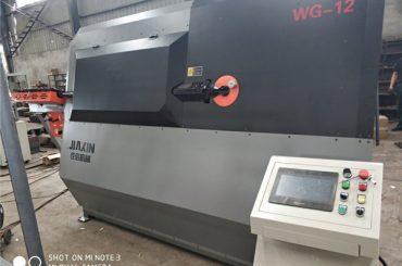 équipement de machinerie industrielle de barre déformée fabriqué en Chine plieuse automatique étrier