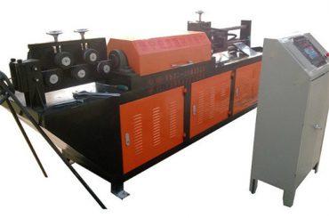 Machine à dresser et à couper les barres d'armature GT4-14